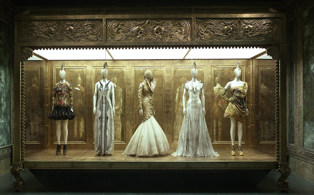 Andrew Bolton Alexander McQueen Savage Beauty
