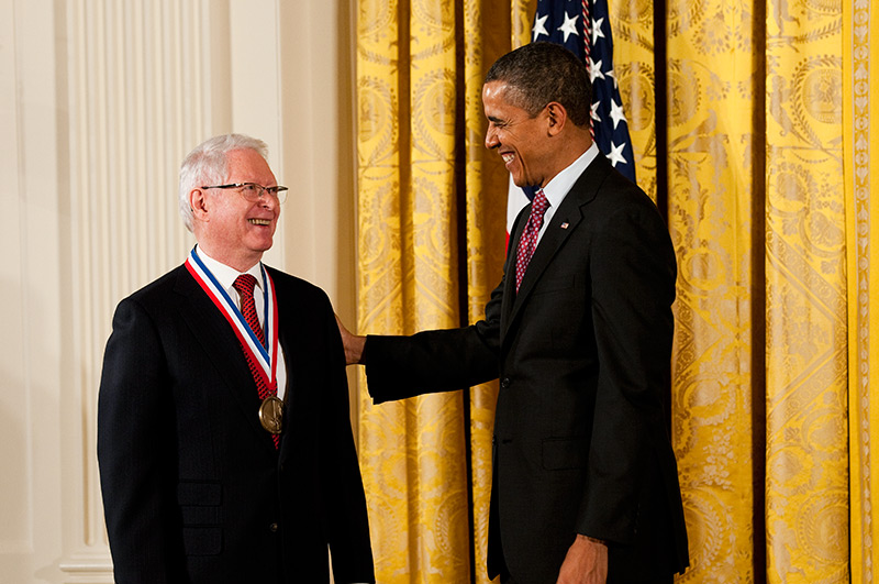 Dr. Jan Vilcek Awarded National Medal of Technology and Innovation by President Obama