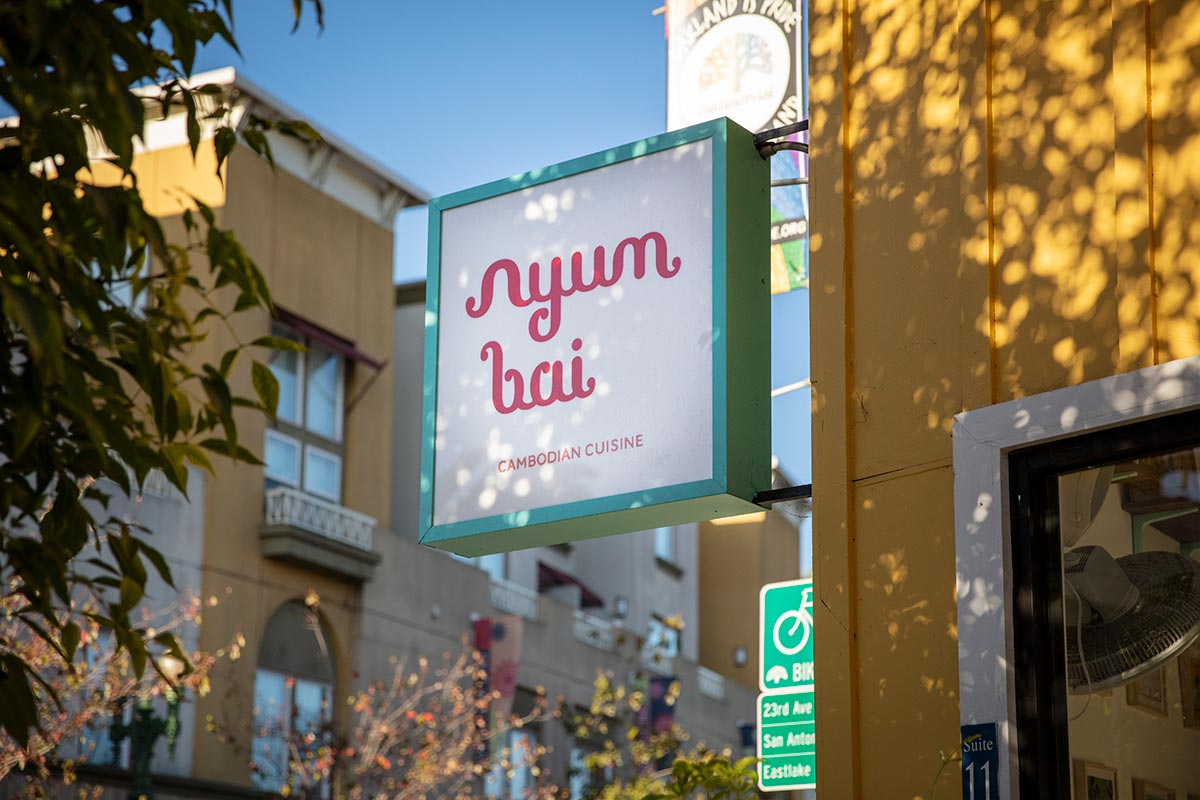 Nyum Bai Sign