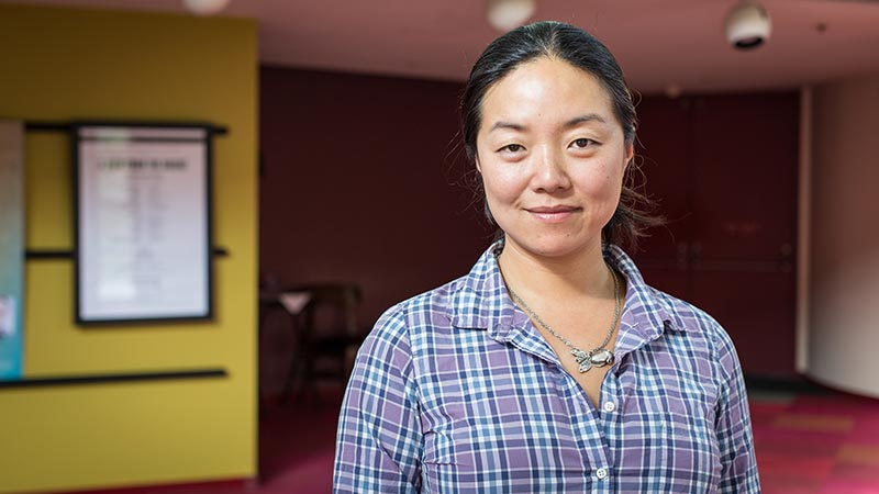 Desdemona Chiang, Vilcek Prize for Creative Promise in Theatre winner.