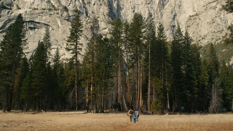 Gabrielle Demeestere's film Yosemite