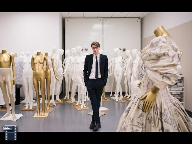 Watch How Andrew Bolton Became The Accidental Curator Of The Met Costume Institute Vilcek Foundation