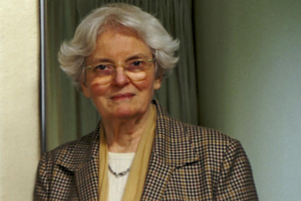 Portrait of Denise Scott Brown