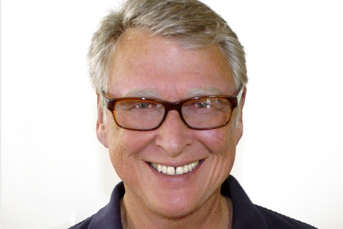 Portrait of Mike Nichols