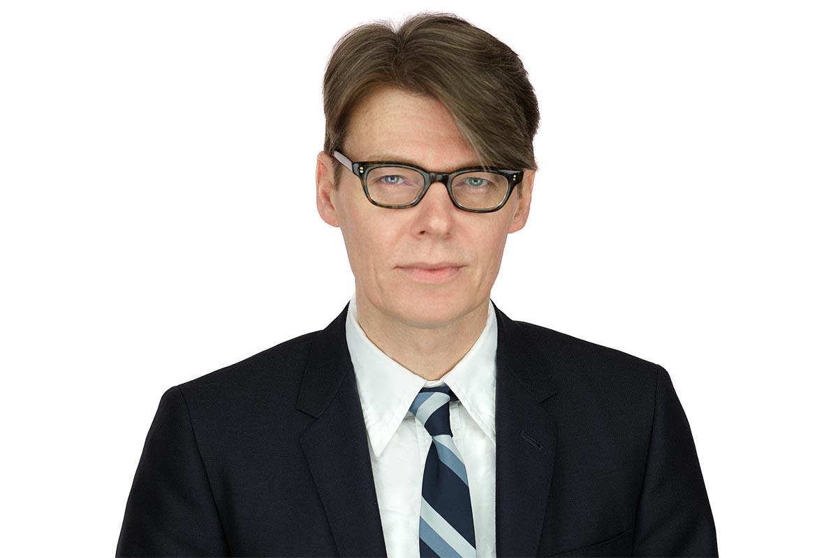 Portrait of Andrew Bolton
