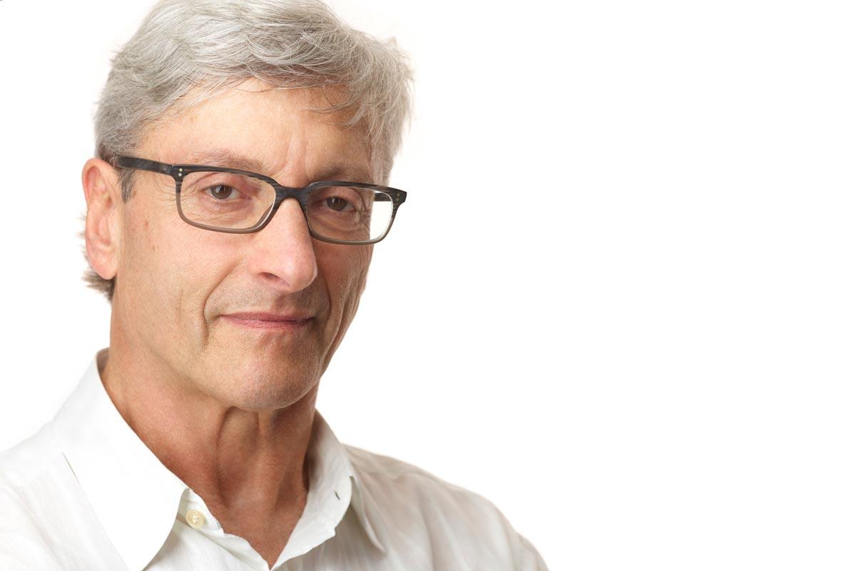 Portrait of Dan Littman