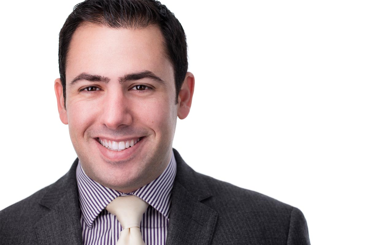 Portrait of Michael Halassa