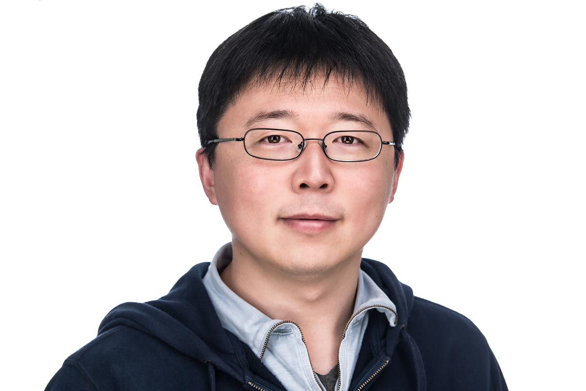 Portrait of Feng Zhang