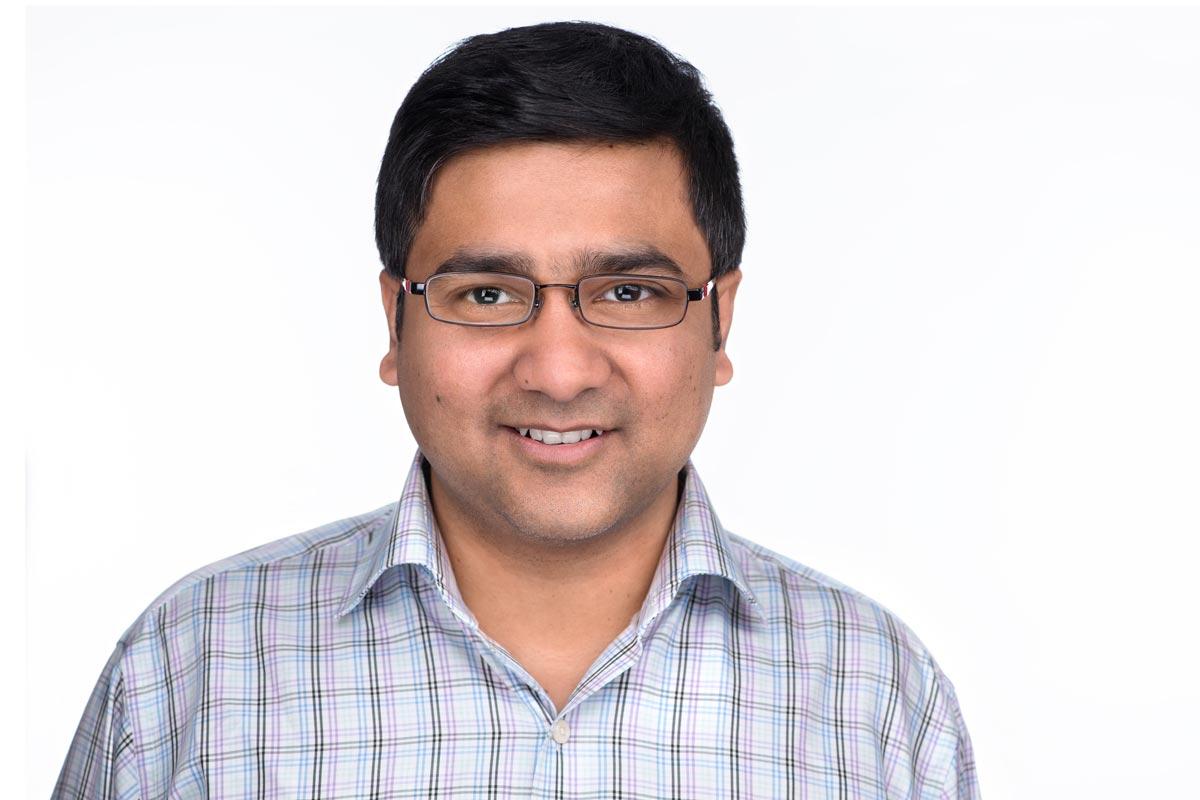 Portrait of Amit Choudhary