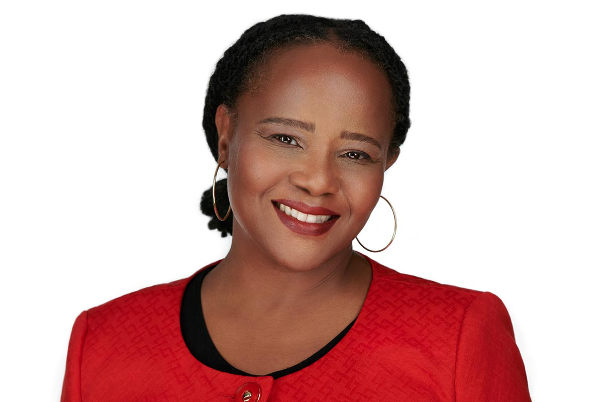 Portrait of Edwidge Danticat