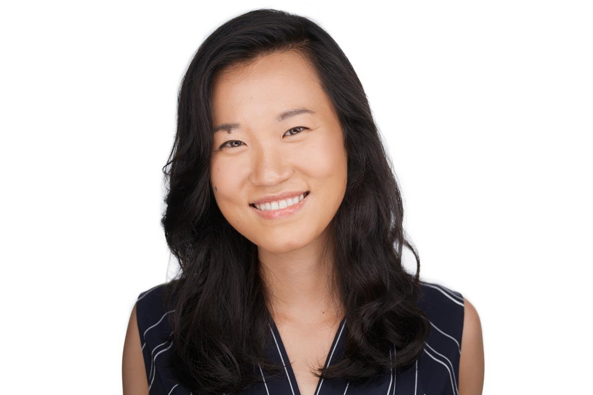 Portrait of Jenny Xie