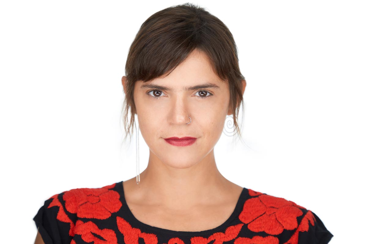 Portrait of Valeria Luiselli