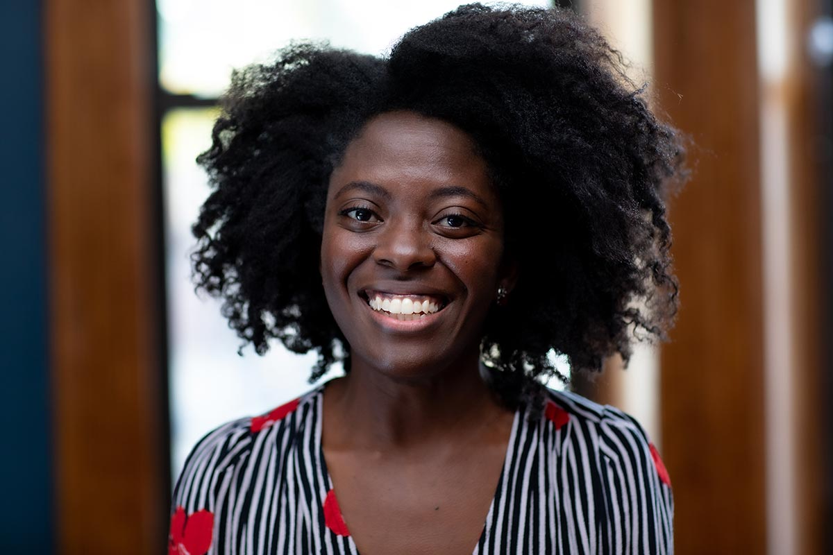 Yaa Gyasi is the recipient of the 2020 Vilcek Prize for Creative Promise in Literature