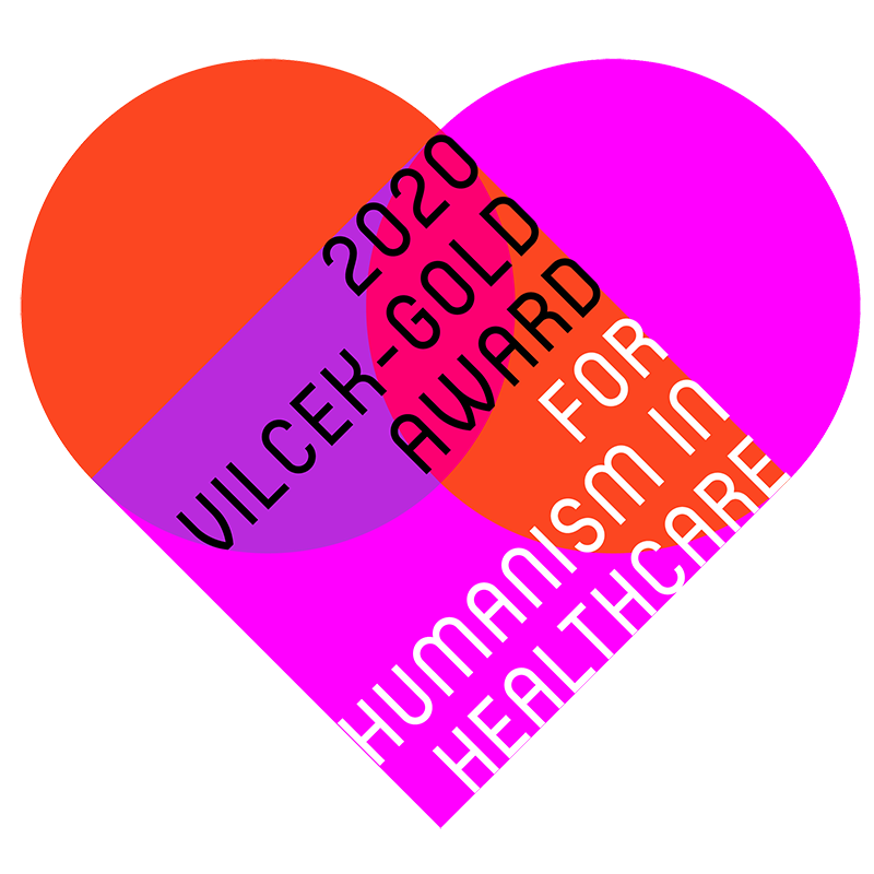 A digital rendering inspired by Vivek's heart-shaped trophy.