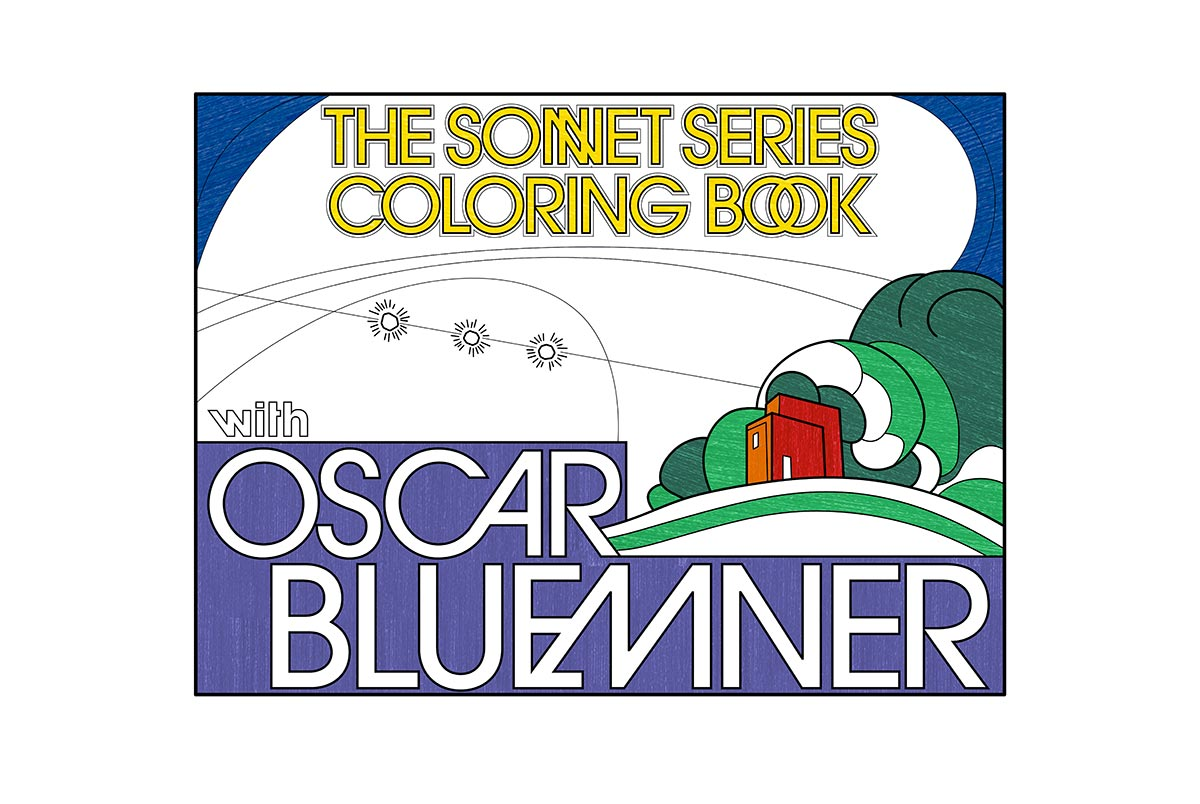 The Sonnet Series Coloring Book