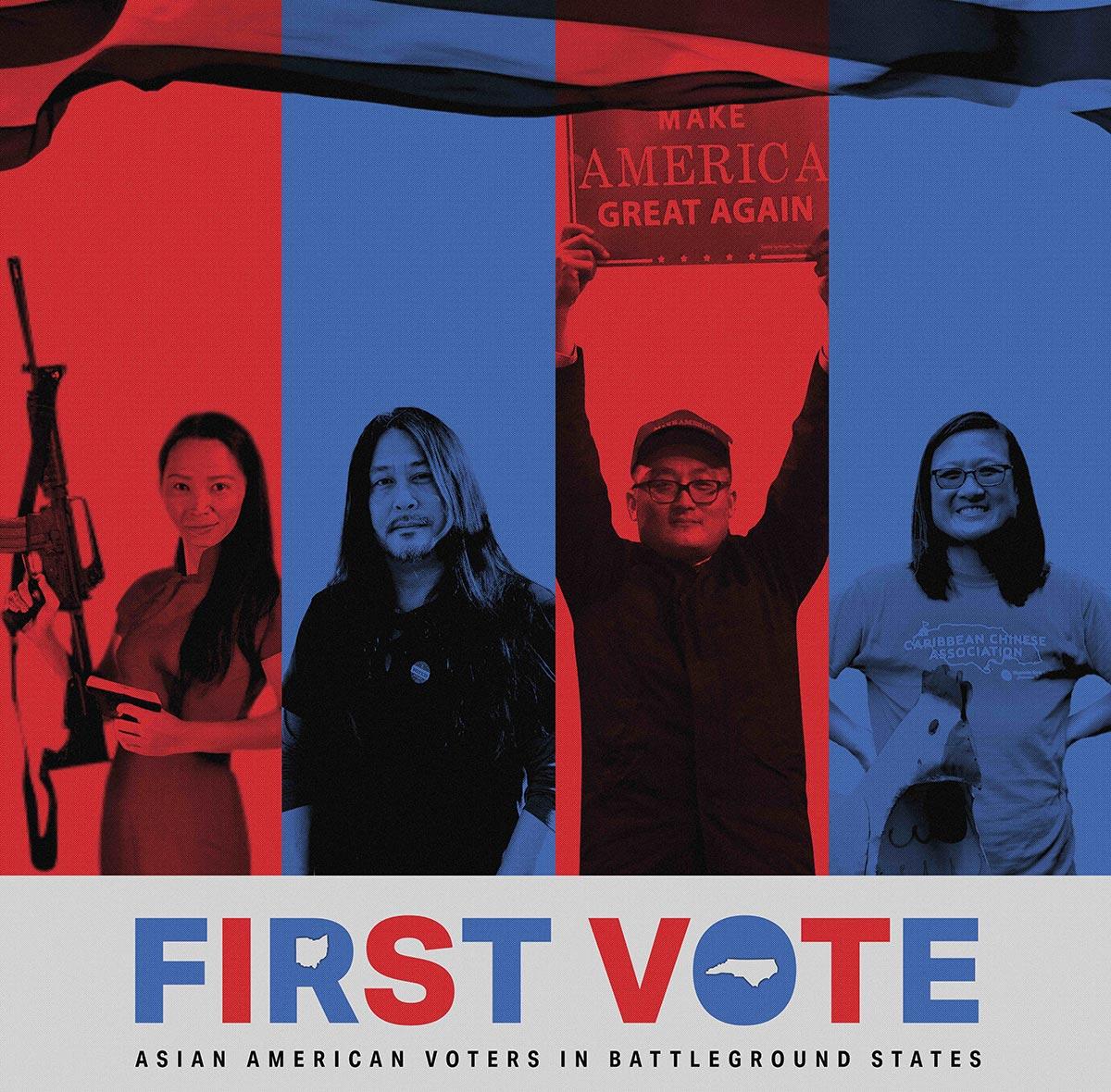 First Vote film poster