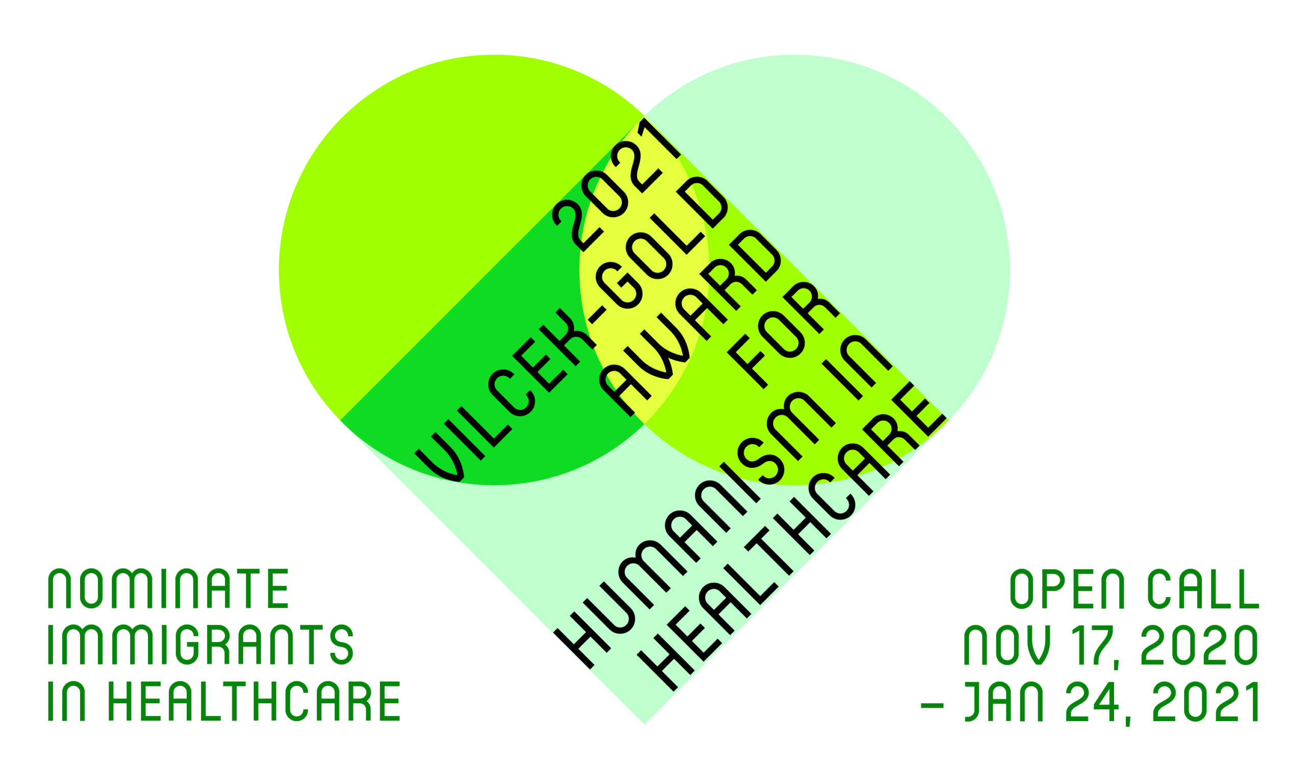Open call for Vilcek-Gold Award to nominate immigrants in healthcare