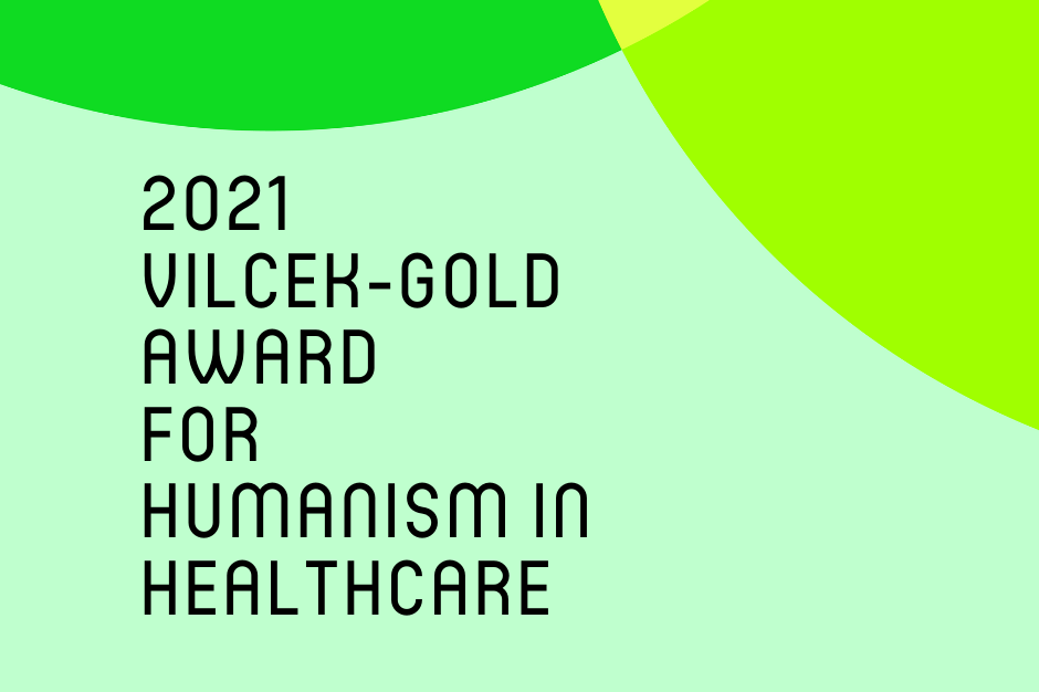 Vilcek-Gold Award