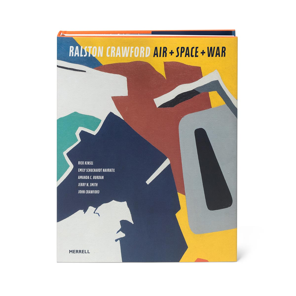 Ralston Crawford: Air + Space + War book cover