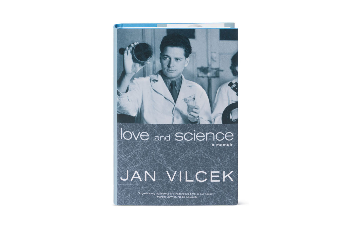 'Love and Science' by Jan Vilcek book cover