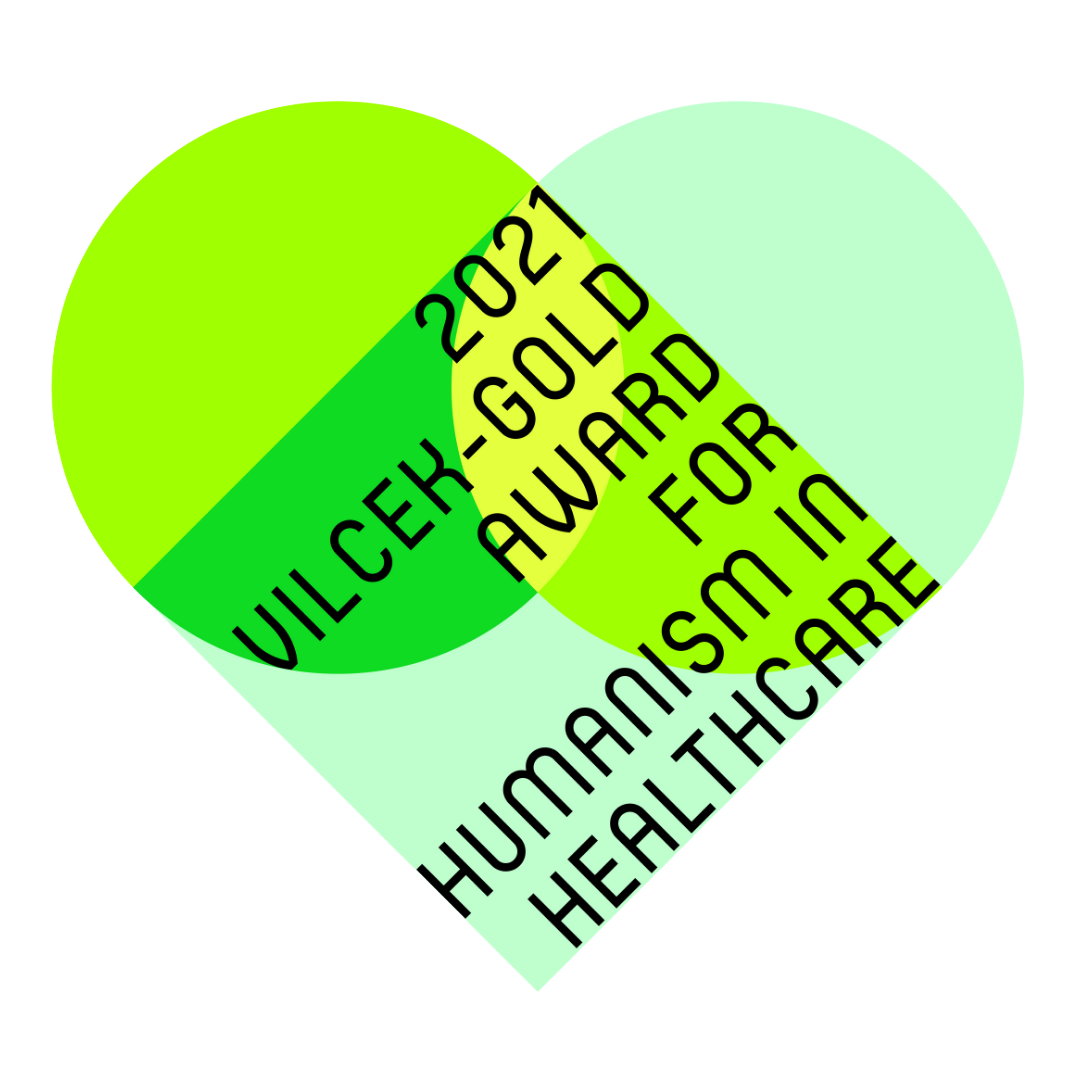 A digital rendering of the heart-shaped trophy in various shades of lime green.