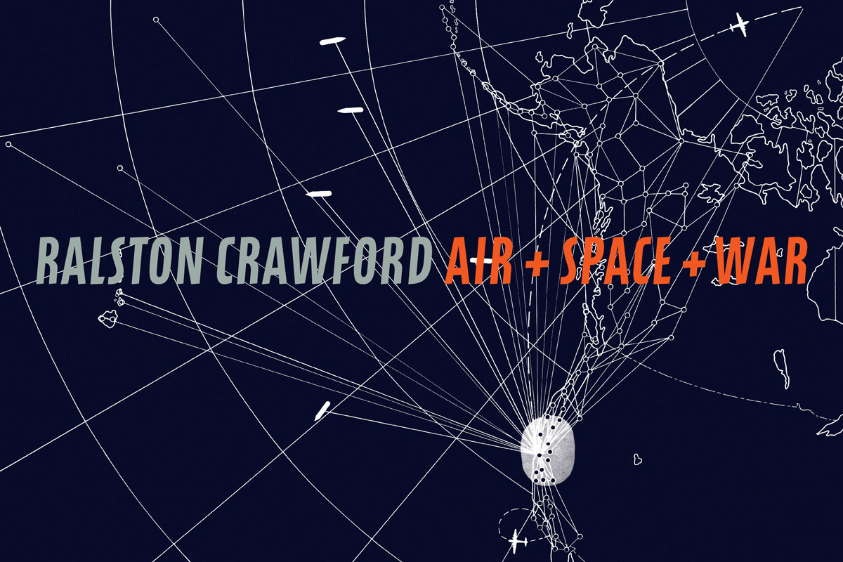 Header Graphic for the exhibition with the exhibition title over a 1940s map.