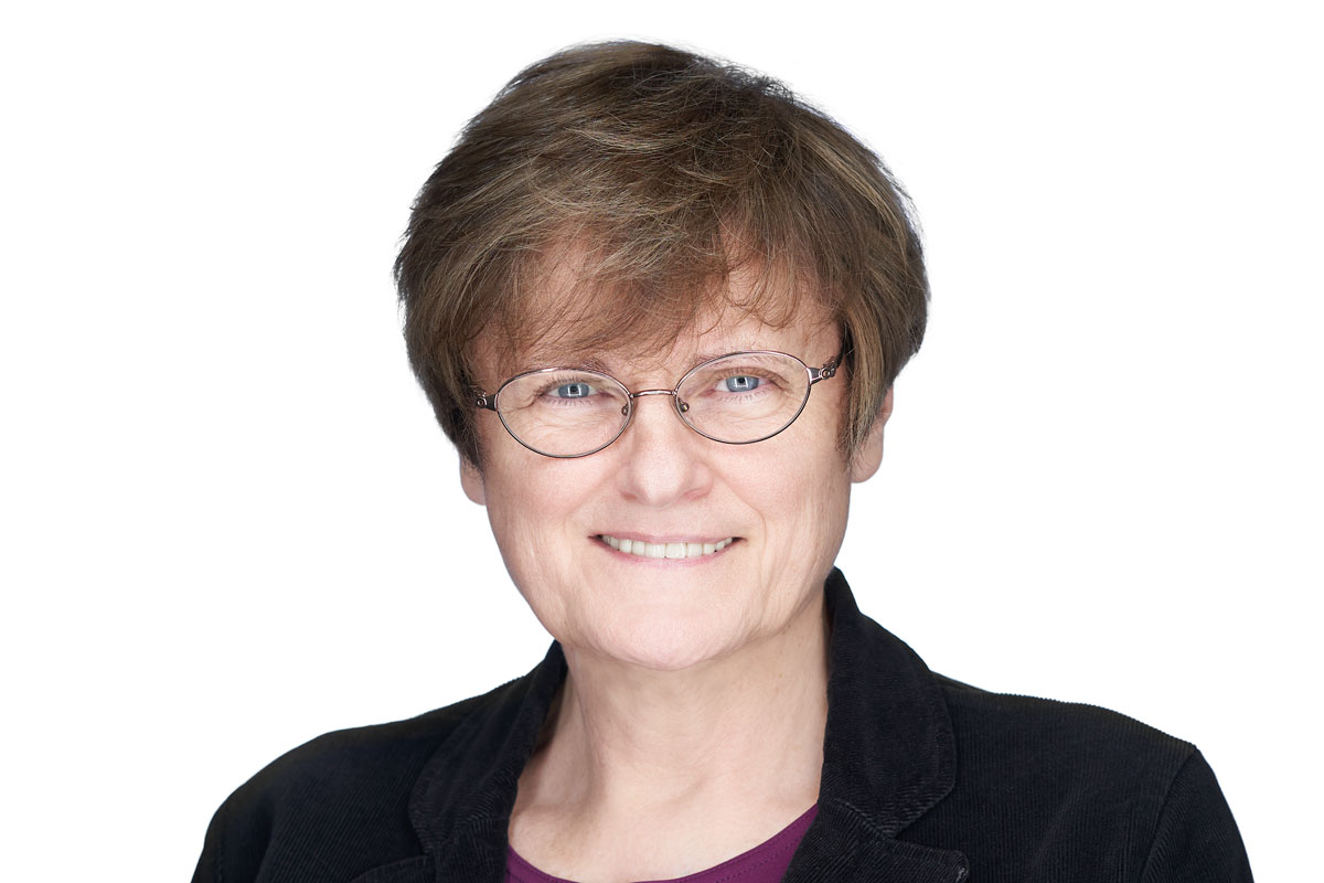 Portrait of Dr. Katalin Karikó.