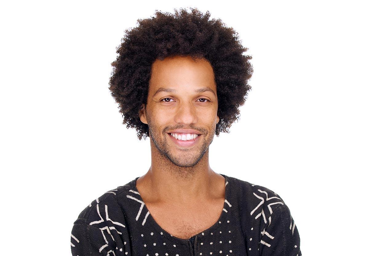 Portrait of Leonardo Sandoval