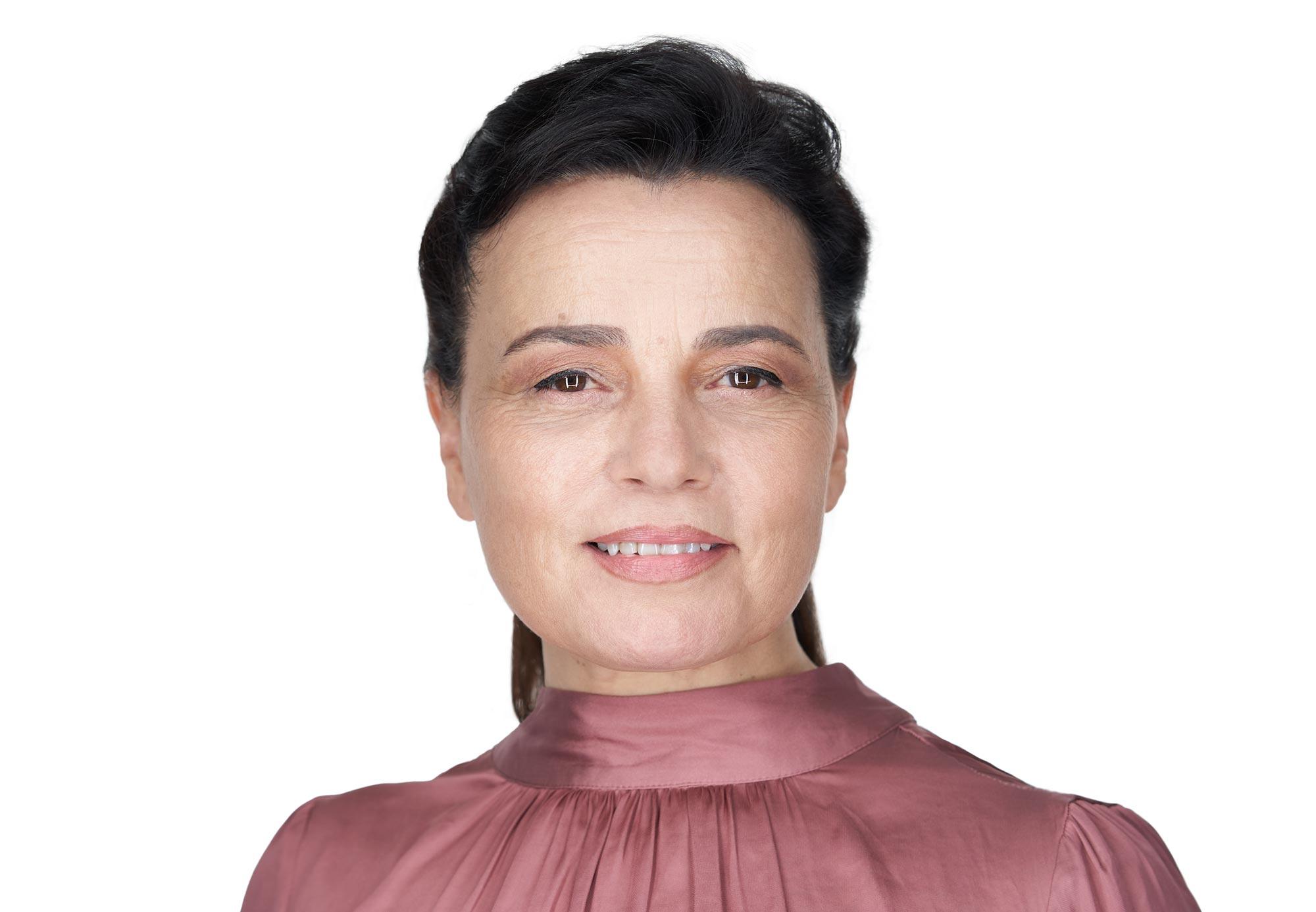 Portrait of Soledad Barrio