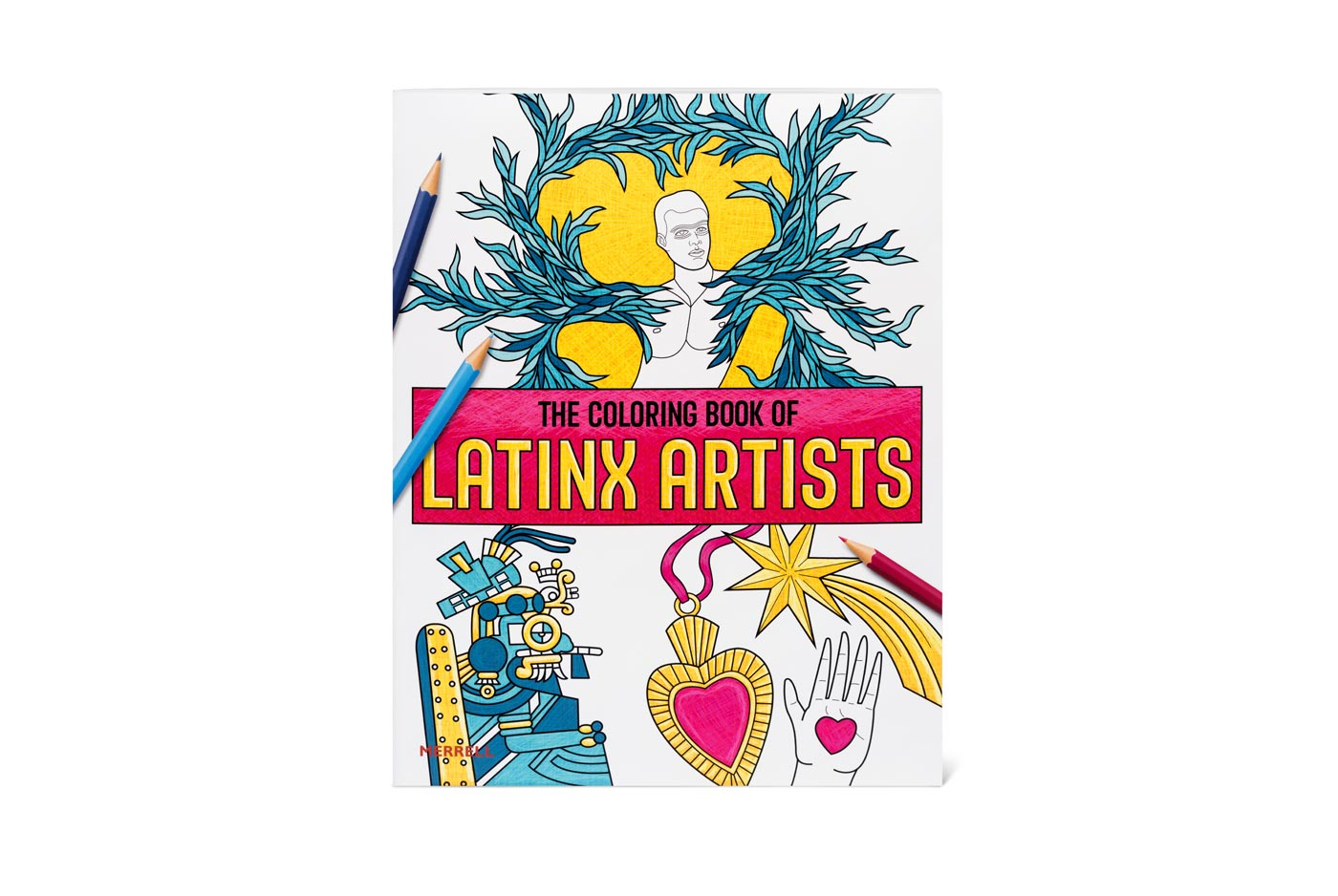 The Coloring Book of Latinx Artists